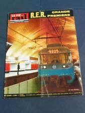 vie du rail 1970 1226 RER VINCENNES BOISSY SAINT LeGER VILLECRESNES COUBERT SOIG