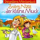 Märchen Hörbuch CD Zwerg Nase und der kleine Muck 2CDs