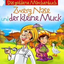 Märchen Livre audio CD Nain Nez et der kleine Muck 2CDs