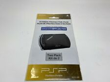 Official Sony Screen Protective Film OEM New Sealed PSP Go