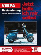 VESPA ROLLER Motorroller PK PX Cosa Reparaturanleitung Restaurierung Handbuch