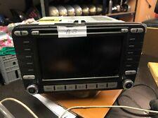 VW PASSAT / GOLF / TOURAN RADIO SAT NAVIGATION  MFD2 RNS2 1K0035198C + CODE #8