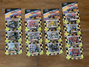 Lot of 13 Racing Champions World Of Outlaws 1/64 Sprint Cars Trackside Edition