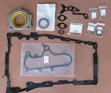 Land Rover  Discovery TD5 Engine Block Gasket Set with Seals +Workshop Manual CD