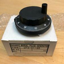 NEW Nemicom UFO-01-2D manual pulse generator Handwheel Rotary encoder CNC MPG