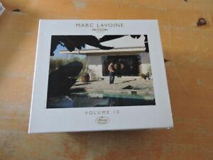 marc lavoine, volume 10 : cd version digipack cartonné  -