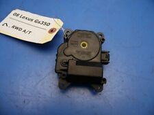 06-11 Lexus GS350 GS460 A/C heating servo air blend door motor 063800-0172 ✓pic