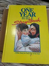 The One Year Bible Story Book by Virginia Muir 1988 Hardback