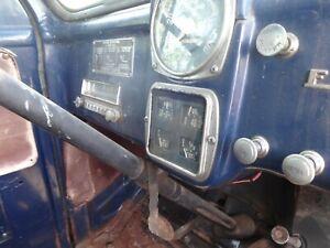 vintage 1951 1952 1953 dodge truck radio fargo pilothouse b-series