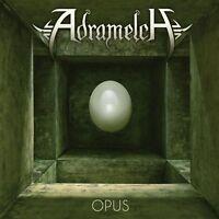 ADRAMELCH - Opus (NEW*ITA EPIC/PROG METAL*FAREWELL ALBUM*RUSH*FATES WARNING)
