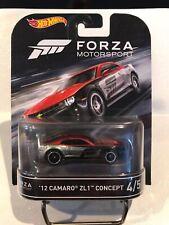 Hot Wheels~2017~FORZA Motorsport~'12 Camaro ZL1 Concept~See Notes