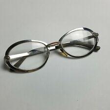 Vintage Amor Frame Vintage Amor eyeglasses shiny silver 130 Frame France
