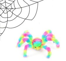 50cm Large Size Spider Funny Plush Doll Animal Toys Soft Dolls Haunted Halloween