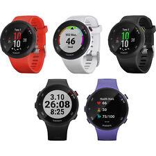 Garmin Forerunner 45/45S GPS Monitor de ritmo cardíaco que ejecutan Smartwatch