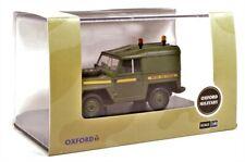 OXFORD MILITARY 1/43 METAL LAND ROVER Lightweight 4X4 1/2 ton RAF Ref LRL005 !