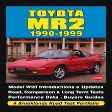 Toyota MR2 1990-1999 (Road Test Portfolio),