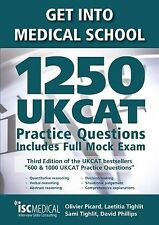 Get into Medical School - 1250 UKCAT Practice Questions (2018 Entry ... NEW BOOK