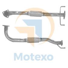 Front Pipe MAZDA 626 2.0i 16v (DOHC) 8/91-9/97