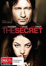 The Secret - Drama/ Romance / Thriller - David Duchovny, Lili Taylor - NEW DVD