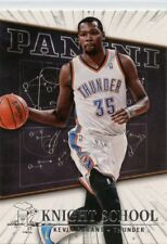 Kevin Durant 2013-14 Panini Basketball Knight School Insert Card #15
