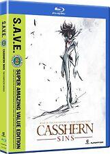 Casshern Sins . The Complete Series . Anime . 4 Blu-ray . NEU . OVP