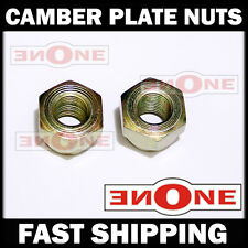 Camber Plate Plates Strut Mount Mounts Center Nut Nuts M12 x 1.25 Threads Thread
