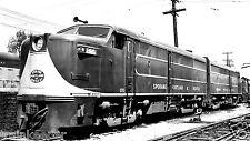Spokane Portland & Seattle (SP&S) #850 Black & White Print