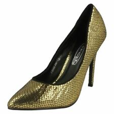 Evening & Party Spotted Standard Width (D) Heels for Women