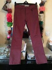 Topman Short Coloured Skinny, Slim Jeans for Men