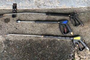 SUTTNER St2300 PRESSURE WASHER Lance GUN With Swivel End X2 Mtm Lance
