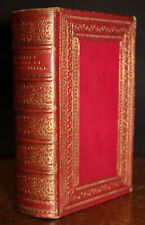 1875 The Treasury of BIBLE KNOWLEDGE MAUNDER Ayre Sotheran Fine Binding Maps