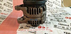 Alfa Romeo Alternator: 156 JTS 932 Bosch (0124325060) 90-Amp.
