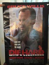 Die Hard With A Vengeance Original Movie Poster