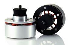 Isonoe Audio Système d'isolation (Pour Technics 1200, 1210) ensemble de 4 Argent