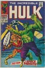 Marvel Comics Incredible Hulk Vol 1 (1968 Series) # 103 VG 4.0