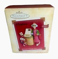 "Hallmark Keepsake 2004 ""Maxine's Crabby Mall-idays"" Talking Ornament"