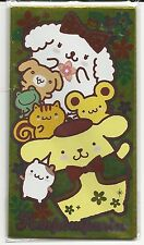 Sanrio Pom Pom Purin Envelopes For Gift Money Foil