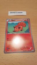 Japanese - 1st Edition - Vulpix - 009/050 - Pokemon Card - BW5