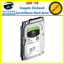SEAGATE 1TB ST1000VX005 SKYHAWK 24X7 SURVEILLANCE SATA 6GB/S 64MB HARD DRIVE