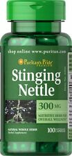 Stinging Nettle 300mg x 100 Capsules Rapid Release (Urtica dioica) AMAZING PRICE