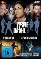ARNE DAHL - STAFFEL 2 4 DVD NEU