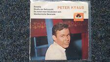 Peter Kraus - Sweetie 7'' EP Single