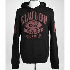 50% OFF Elwood Men's State Side Pullover Hoody Casual Hooded Sweatshirts SZ S-XL