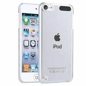 For iPod Touch 5th 6th Gen Ultra Slim Hard ShockProof Impact Armor Clear Cover