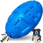 Dog Toys For Aggressive Chewers Indestructible Squeaky Dog Toy Fetch Ball