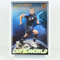 Kylian Mbappe Panini Donruss Out Of This World #OW-9 2018-2019 France Card
