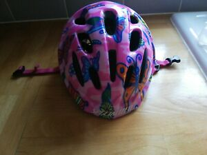 Specialized Small Fry Cycling Pink Toddler Helmet 44-52cm