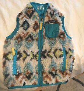 Patagonia RetroX Sherpa Vest 2t