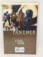 Black Panther A Marvel Comics Event Civil War #22 Comic Book