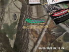 New w/ Tags Camo Baby Bodysuit Size 12-18M Months RealTree Camo Inching Along